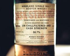 158/365 Strong whisky (Andreas365daysPhoto) Tags: canon göteborg eos sweden gothenburg whiskey andreas glen whisky andersson strength sverige westcoast cask bohuslän scottland västkusten 60d goyne