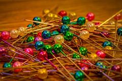 Pins in Abundance