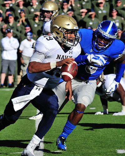 Air Force vs Navy Football