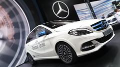 Mercedes-Benz Clase B (Electric Drive)
