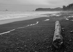 Rialto Beach (J_Morrison_VTHokies) Tags: park beach cloudy national olympic rialto