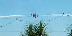 Eastbourne (2014 08)-05 (ppaces) Tags: uk england panasonic airshow eastbourne eastsussex redarrows raf airbourne peterpaces janepaces tz9