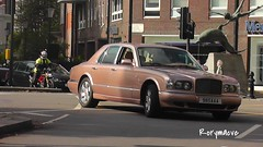 Bentley Arnage (Rorymacve Part II) Tags: auto road bus heritage cars sports car truck automobile estate transport historic motor saloon compact roadster motorvehicle