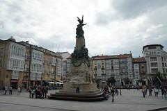 Vitoria Gasteiz, Spain, September 2014