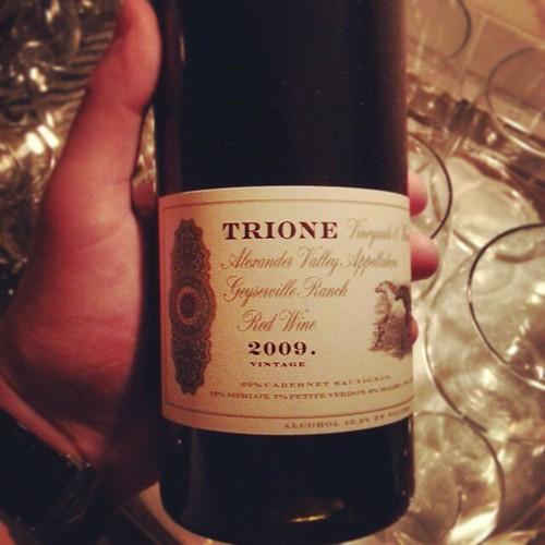 #trione2009 #winespectator