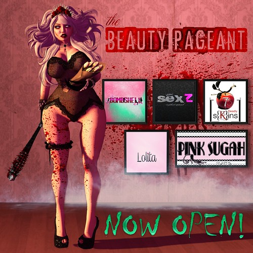 The Beauty Pageant - NOW OPEN!