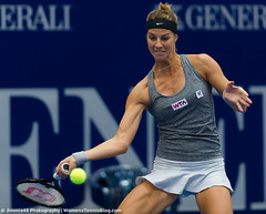 Mandy Minella (Jimmie48 Tennis Photography) Tags: linz tennis wta 2014 generaliladieslinz mandyminella