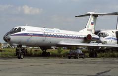 RA-65926 - Moscow Zhukovsky (ZHU) 17.08.2001 (Jakob_DK) Tags: 2001 maks2001 zia uubw moscow moscowzhukovsky tupolev tupolev134 tupolev134a tupolev134ak tu134 tu134a tu134ak crusty gromovair gromov