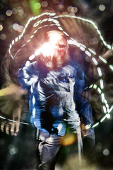 In Light (pni) Tags: longexposure lightpainting me self selfportrait man flashlight vnf västranylandsfolkhögskola school teaching education karis karjaa finland suomi pekkanikrus skrubu pni