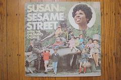 Susan Sings Songs From Sesame Street (Scepter Records 1970) (Donald Deveau) Tags: record lp scepterrecords sesamestreet susan vinyl tvshow 1970