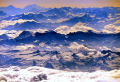 Glorious Alps (oobwoodman) Tags: switzerland suisse schweiz aerial aerien luftaufnahme luftphoto luftbild alps alpen alpes mountains montagnes berge mucgva säntis liechtenstein churfirsten glarneralpen clouds nuages wolken neige schnee snow mordor
