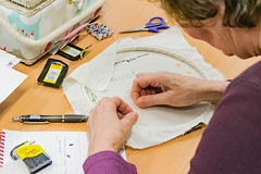 DSC_0718 (surreyadultlearning) Tags: embroidery sewing adulteducation surrey camberley art craft tutor uk painting calligraphy photography