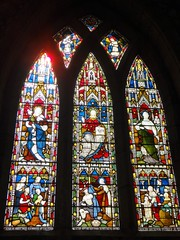 St Machar's Cathedral Sun (Ian Robin Jackson) Tags: stained glass aberdeen stainedglass scotland church cathedral light