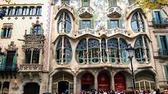 WP_20151004_12_51_17_Pro.jpg ('LPG') Tags: architecture barcelona casabatlló catalonia europe gaudi lpg spain catalunya