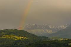 _6102347 (tetiaroa1983) Tags: arcenciel belledonne chainedebelledonne landscape montagne mountains paysage paysagedemontagne rainbow