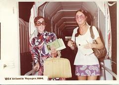 Atlantic Voyage 1969
