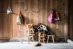 Datang still life (10b travelling) Tags: 10btravelling 2016 asia asie asien carstentenbrink china chine chinese datang guizhou iptcbasic leishan miao prc peoplesrepublicofchina qiandongnan southwest broom province southernchina stools tenbrink village 中华人民共和国 中国