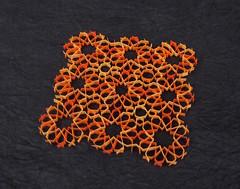 Sunburst (limitedcake) Tags: sliceform islamic geometry paper lasercut zillij symmetry art