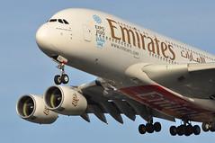 EK0031 DXB-LHR (A380spotter) Tags: approach landing arrival finals shortfinals belly airbus a380 800 msn0110 a6eec expo2020dubaiuaehostcity decal sticker 38m longrangeconfiguration 14f76j427y الإمارات emiratesairline uae ek ek0031 dxblhr runway27r 27r london heathrow egll lhr