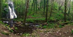 Seimeira de Vilagocende 2 (f@gra) Tags: fervenza cascada waterfall landscape paisaje sony sigma lugo rio river water fonsagrada seimeira vilagocende forest bosque trees arboles naturaleza nature panoramica panoramic