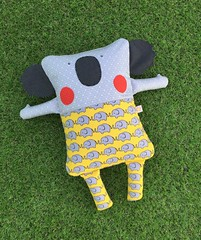 Naninha Coala (sunnyfunnystudio) Tags: travesseirobichinho brinquedo coala artesanal craft forbabies baby bebê sunnyfunnystudio naninha