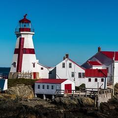 Day seven of seven posting lighthouse. #lighthouse #landscapephotography #landscapes #landscape #ocean #seaside #coast #coastline #water #lighthouse_captures #nikond750 #nikonphotographers #nikonphotography (lhuskey74) Tags: seacoast ocean light lighthouse