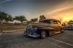 1948 chevy stylemaster (pixel fixel) Tags: azaleafestival chevrolet solitos southgate stylemaster tanandbrown tweedymile 1948