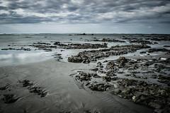 Playa Sámara (s.W.s.) Tags: sky sea water beach clouds ocean seascape landscape longexposure pacific costarica playa sámara neutraldensity daytime color nikon d3300 lightroom
