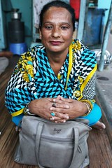 No, She Has No Feeling for Imelda Marcos (Mayank Austen Soofi) Tags: delhi walla shopping bag hijra