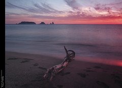 On les passes no tenen futur... (Felip Prats) Tags: albada sunrise amanecer empordà illesmedes catalunya