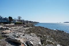 bailey island maine-4 (heather morris photography) Tags: maine coastalmaine newengland outmywindow ocean atlantic water coastline rocks beach spring