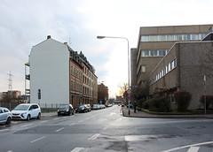 Bolongarostraße, Frankfurt-Höchst 2016 (Spiegelneuronen) Tags: frankfurtammain höchst strasen architektur