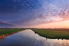 20170311-Canon EOS 6D-2737 (Bartek Rozanski) Tags: aarlanderveen zuidholland netherlands holland nederland groenhart dutch winter sunrise polder