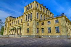 Rånäs slott (janlof671) Tags: slott castle building architecture hdr spring