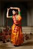 Bharatanatyam pose (Richard A. Phillips) Tags: indian dance classical bharatanatyam pose portrait flash folk offcamera off camera stage spotlight spot light sari strobe strobist art yellow music people