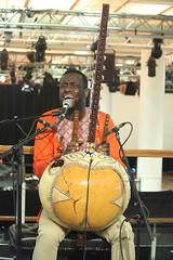 Sura Susso (2017) 02 (KM's Live Music shots) Tags: worldmusic thegambia mandinka traditionalmandinkamusic surasusso kora fridaytonic southbankcentre