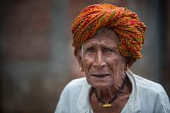 Inde: portrait au Rajasthan. (claude gourlay) Tags: inde india asie asia claudegourlay portrait retrato ritratt face rajasthan bijaipur