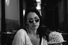 girl and wee boy (gorbot.) Tags: leicam8 carlzeiss35mmbiogonf2zm mmount rangefinder blackandwhite monochrome roberta louis sicilia sicily palermo portrait