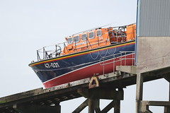 Getting ready (roger_forster) Tags: rnli lifeboat 47031 rnlb voluntaryworker selsey tyne class slipway westsussex