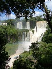 1650_Iguazu Falls, Argentina (willowD) Tags: iguazu argentina brazil waterfall