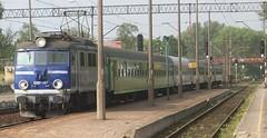 Gdynia - Zielona Góra, TLK 52112 w Mogilnie (grzegorzziętkiewicz) Tags: tlk mogilno pociąg zug train