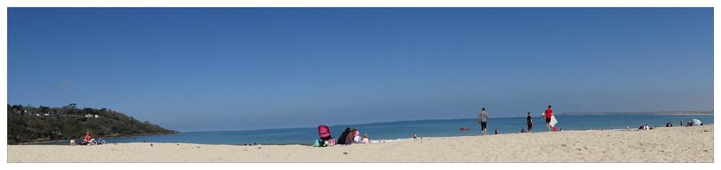 Carbis Bay Panorama.