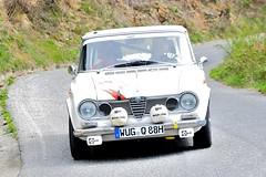 64° Rallye Sanremo (445) (Pier Romano) Tags: rallye rally sanremo 2017 storico regolarità gara corsa race ps prova speciale historic old cars auto quattroruote liguria italia italy nikon d5100