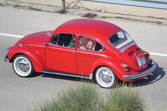 VW Beetle, MAD/LEMD, 2017-02-26 (alaindurandpatrick) Tags: vw vwbeatle volkswagen volkswagenbeatle classiccars mad lemd madridbajajas airports travelphotography classiccarphotography