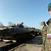 Latvijā nogādāta Slovākijas bruņoto spēku militārā tehnika