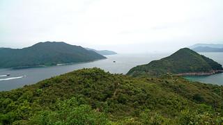 橋咀郊野公園  Kiu Tsui Country Park (Sharp Island)