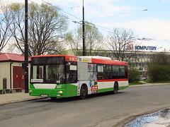 MAN NL2x3, #1807, MPK Lublin (transport131) Tags: bus autobus ztm lublin man nl223 mpk ibizatrans krępiec