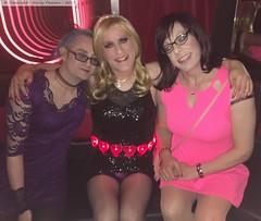 April 2017 - Pryzm nightclub in Leeds (Girly Emily) Tags: crossdresser cd tv boytogirl mtf maletofemale tvchix tranny trans transvestite transsexual tgirl convincing dress feminine girly cute pretty sexy transgender xdresser gurl hosiery tights glasses lff leedsfirstfriday