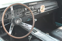 Dodge Charger R/T (1968) (Mc Steff) Tags: dodge charger rt 1968 dashboard armaturenbrett mobilelegenden2015