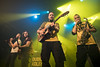 Amsterdam, The Netherlands  -16 April 2017: concert of Bosnian rock music band Dubioza Kolektiv at venue Melkweg -59 (CloudMineAmsterdam) Tags: dubiozakolektivmelkwegamsterdam amsterdam artists band concert concertlights crowd editorial electricguitar entertainment europe event gathering rock dub leisure lights loud music musician netherlands holland party people performance show singer vocals cheering audience happysmile fun hiphopreggae stage